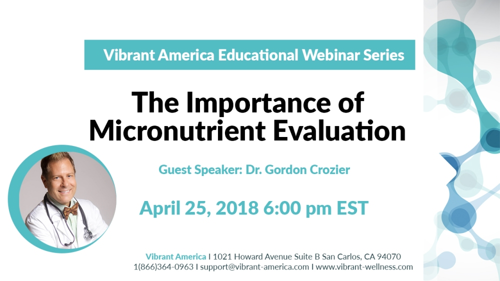 The importance of micronutrient banner