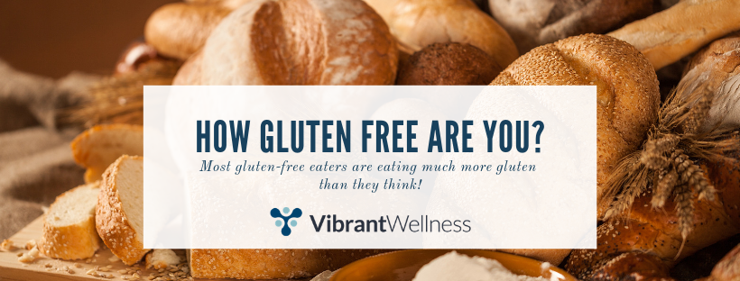 How Gluten free are you_